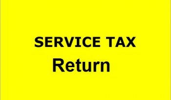 Service Tax Return
