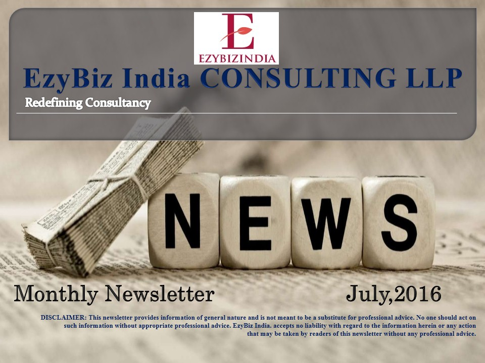 EZYBIZ Newsletter_July 2016
