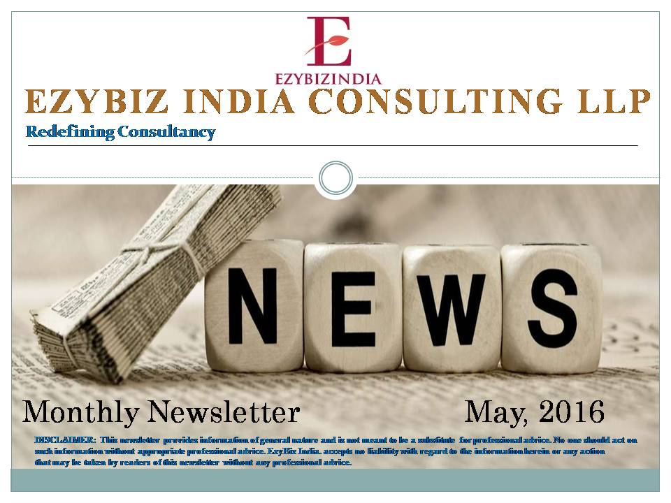 EZYBIZ Newsletter_May 2016