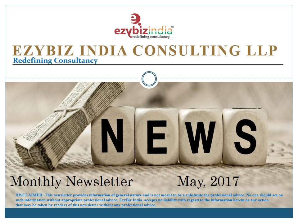 EZYBIZ Newsletter_May 2017