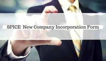 Company Registration Procedure