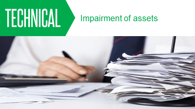 Impairment of Assets