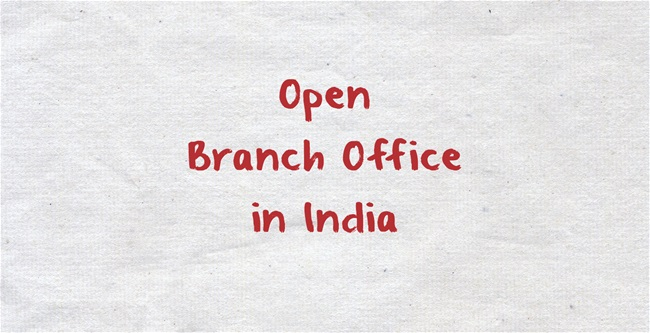 Branch Office Registration