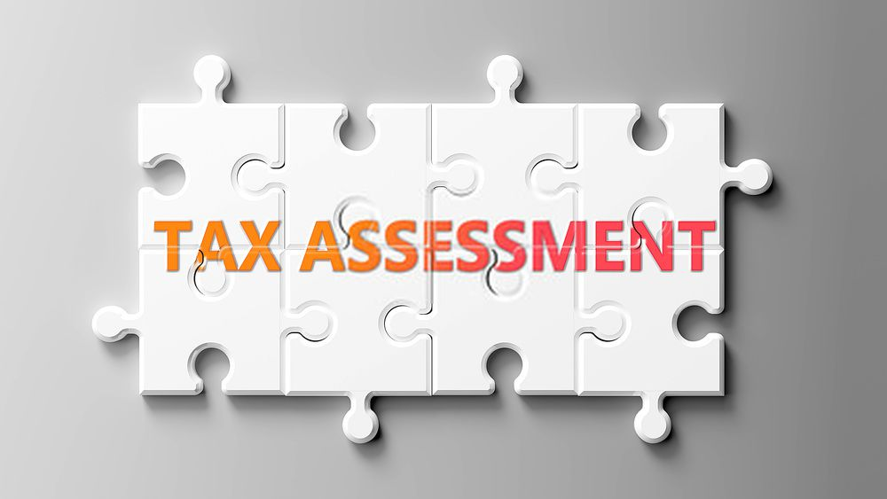 Assessment under Income Tax