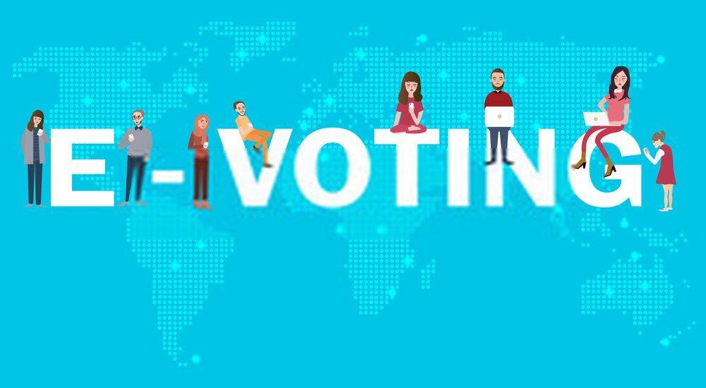 E-Voting Process in Companies