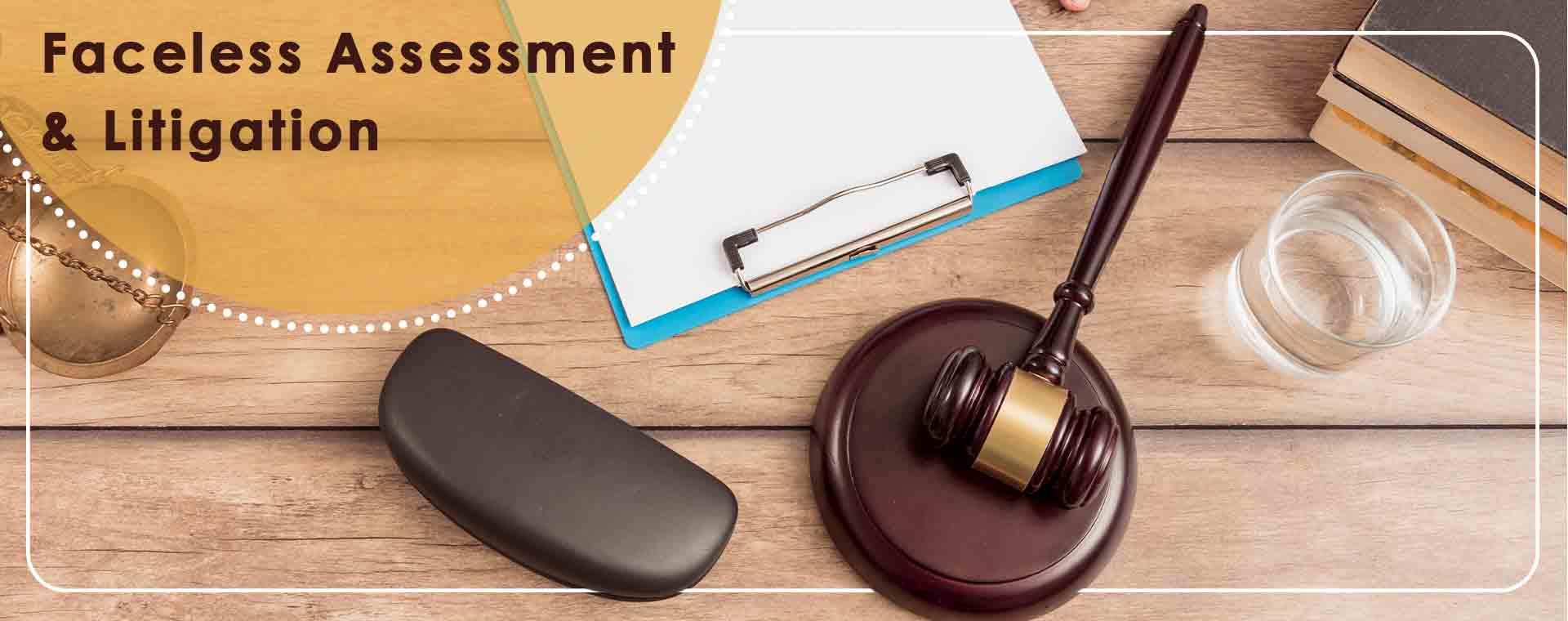 Income Tax Assessment & litigation